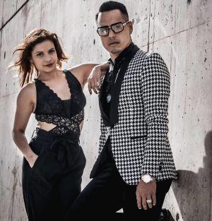 Jorge Aguilar & Wualexa